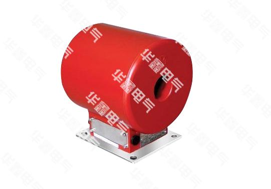 电磁感应式电压互感器的等值电路与变压器的等值电路相同.