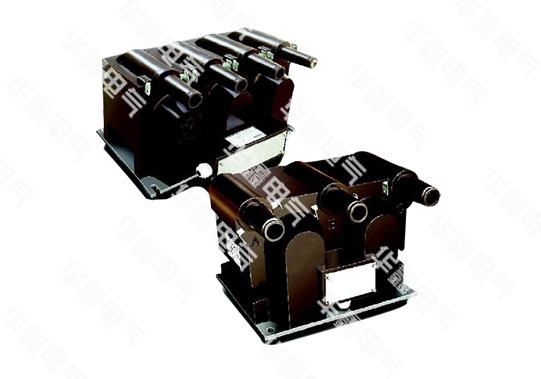 互感器分为电压互感器和电流互感器两大类,其主要作用有:将一次系统的电压、电流信息准确地传递到二次侧相关设备;将一次系统的高电压、大电流变换为二次侧的低电压(标准值)、小电流(标准值),使测量、计量仪表和继电器等装置标准化、小型化,并降低了对二次设备的绝缘要求;将二次侧设备以及二次系统与一次系统高压设备在电气方面很好地隔离,从而保证了二次设备和人身的安全。   其工作原理与变压器相同,基本结构也是铁心和原、副绕组。特点是容量很小且比较恒定,正常运行时接近于空载状态。电压互感器本身的阻抗很小,一旦副边发生